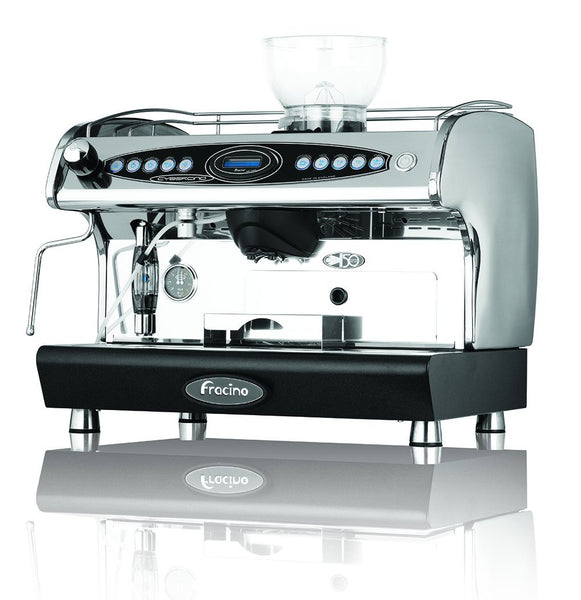 Fracino Cybercino Fully Automatic Bean To Cup Coffee Machine - Up to 120 Cups Per Day