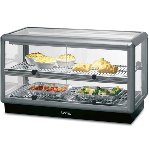 Lincat Seal 500 Heated Merchandiser - Self-Service - 575h x 1000w x 500d  - D5H/100S