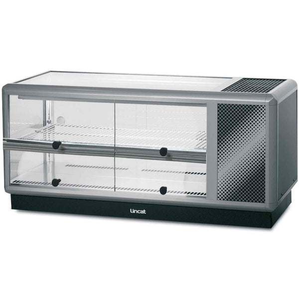 Lincat Seal 500 Refrigerated Merchandiser - Self-Service - 575h x 1250w x 500d  - D5R/125S