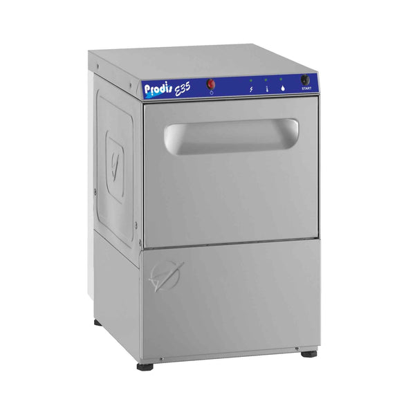 Prodis E35, 350mm Heavy Duty Commercial Glasswasher, Gravity Drain