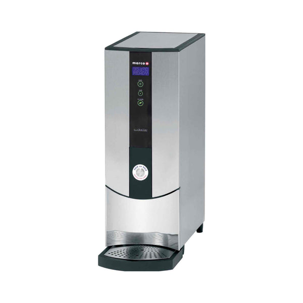 Marco Ecosmart 10L Counter Top Water Boiler - Push Button - 464d x 210w x 590h - Ecosmart PB10