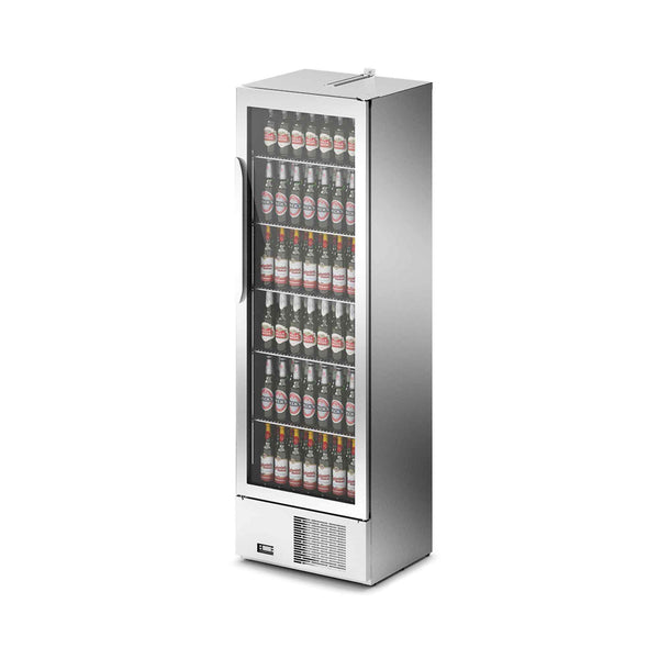 Lincat IMC Mistral TC60 Bottle Cooler [Front Load] - Glass Door - 1850mm H