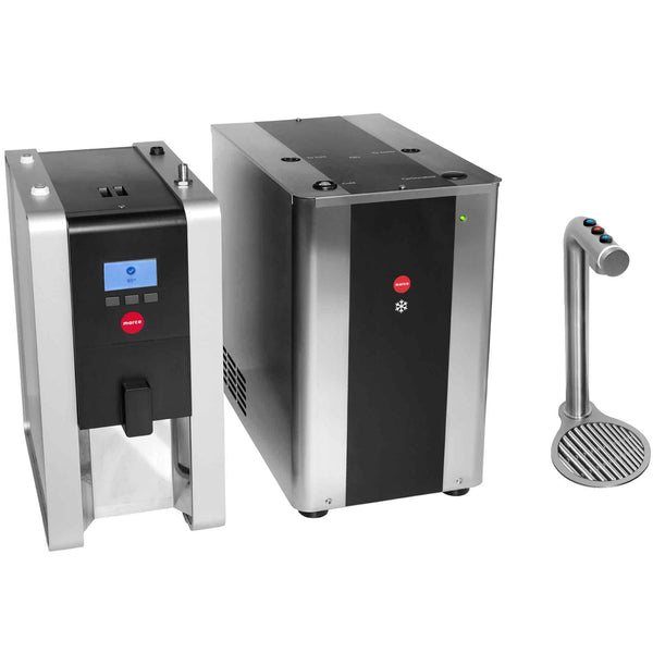 Marco Hot And Cold Undercounter Water Delivery System With Font