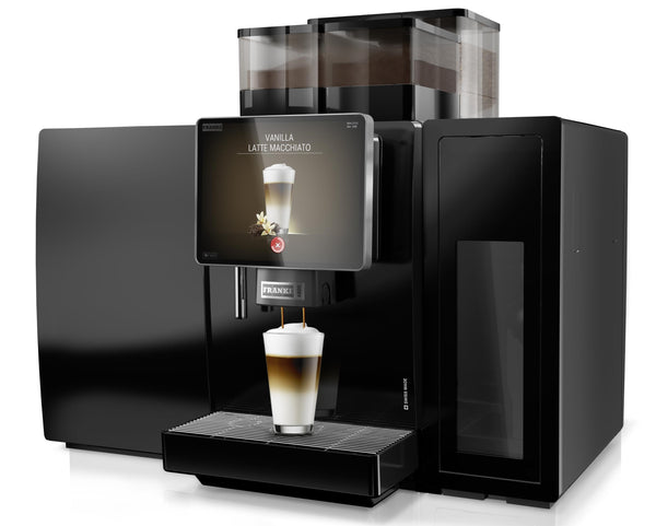 Franke A800 Bean to Cup Coffee Machine - 250 Cups Per Day