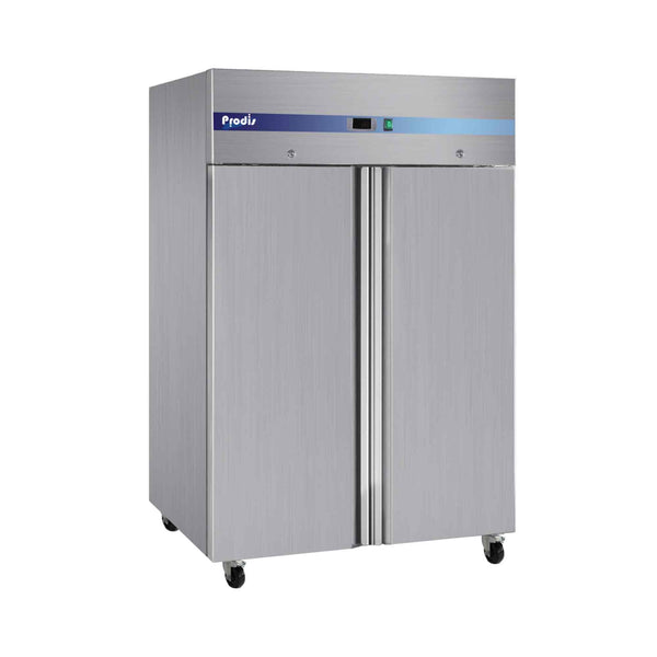 Prodis GRN-2F Professional Double Door Stainless Steel Service Freezer - 1325 Litres