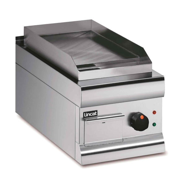 Lincat Silverlink 600 Steel Plate Griddle Extra Power 2.5kw - Electric - 300w x 600d x 330h - GS3/E