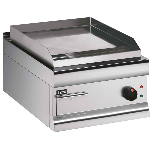 Lincat Silverlink 600 Steel Plate Griddle 2.7kw - Electric - 450w x 600d x 330h - GS4