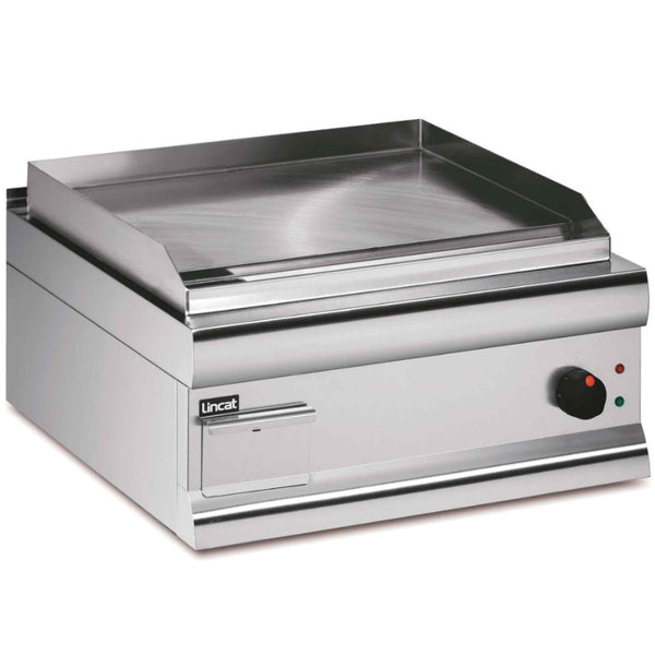 Lincat Silverlink 600 Steel Plate Griddle 3kw - Electric - 600w x 600d x 330h - GS6