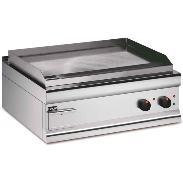 Lincat Silverlink 600 Steel Plate Griddle Extra Power 7kw - Electric - 750w x 620d x 330h - GS7/E