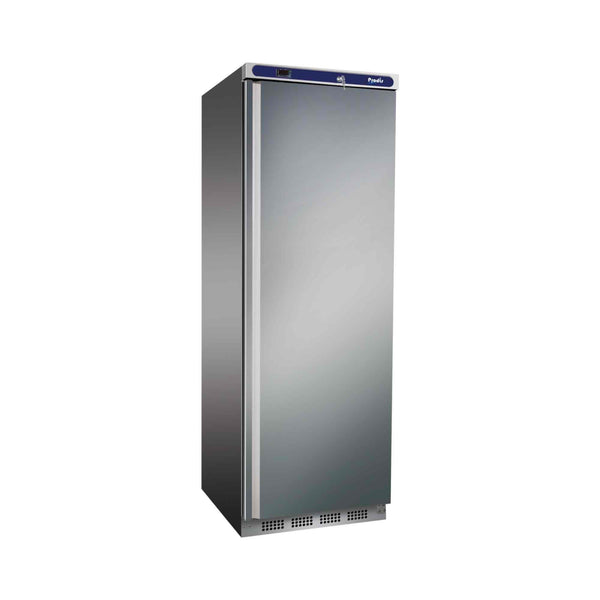 Prodis HC400RSS Upright 361 Litre Stainless Steel Storage Fridge