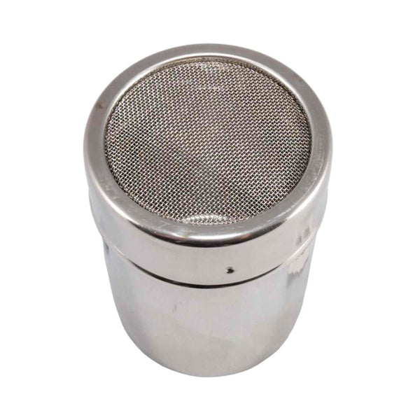 Large Mesh Chocolate Shaker - Stainless Steel