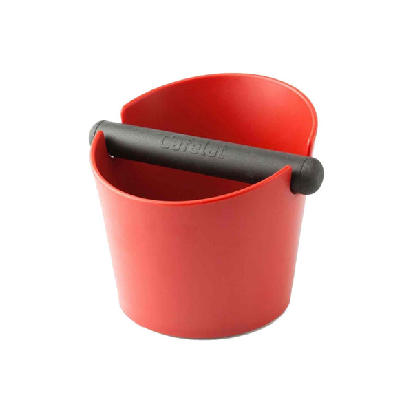 Cafelat Large Tubbi Coffee Knock Out Box - Red