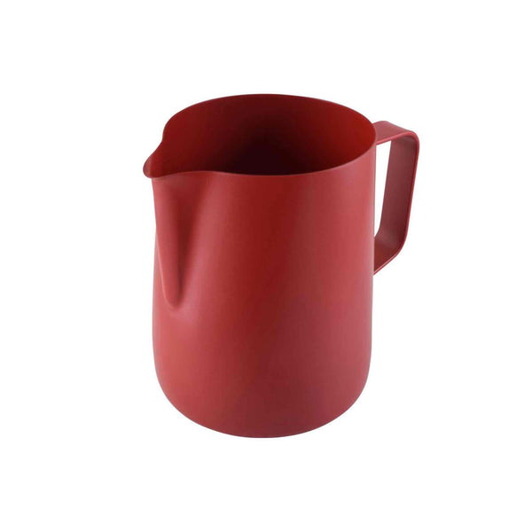 Teflon Milk Foaming Jug - Red - 600ml
