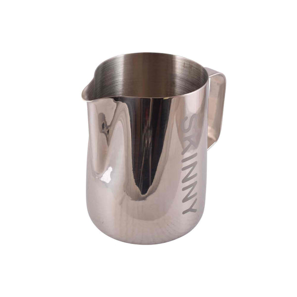 Skinny Labeled Milk Foaming Jug - Stainless Steel - 600ml
