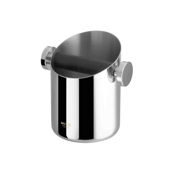 Motta Domestic Coffee Knock Out Box - Stainless Steel - 105mm