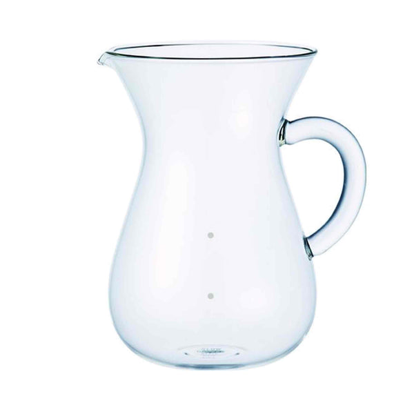Kinto SCS-04-CC Glass Coffee Carafe - 600ml - 4 Cup
