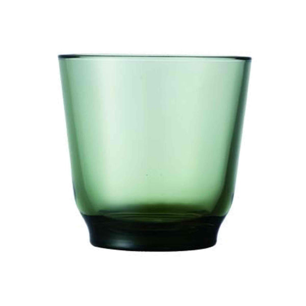 Kinto Hibi Glass Tumbler - 8oz - Various Colour Available
