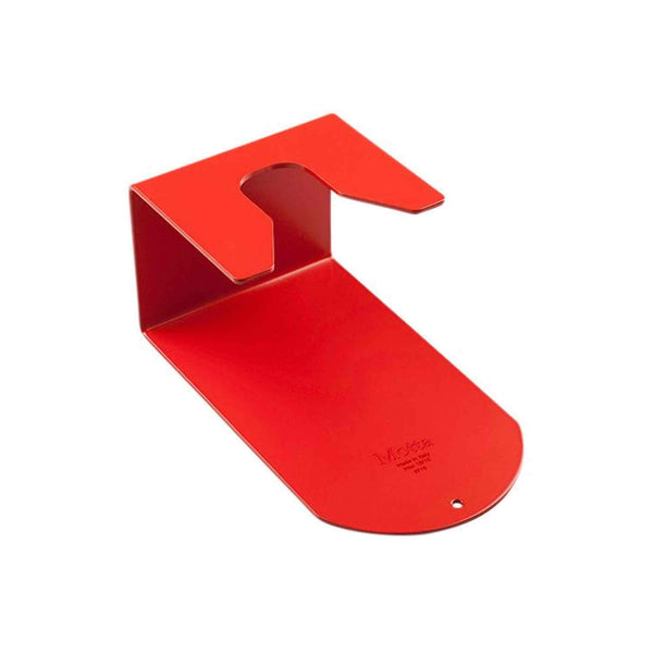Motta Red Stainless Steel Tamping Stand