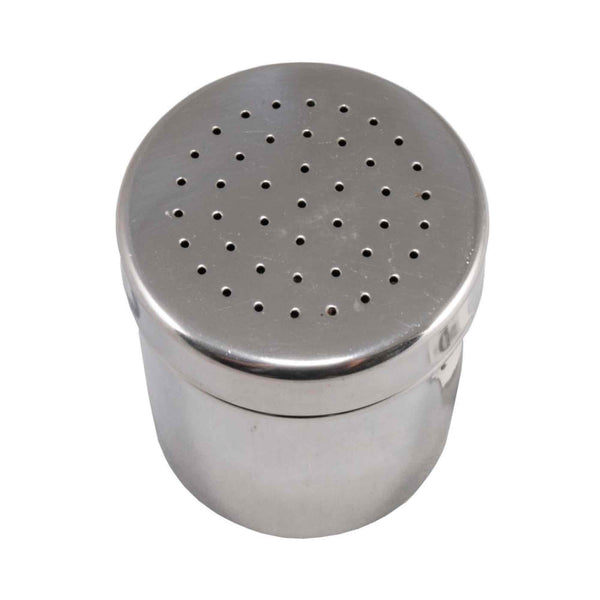 Small Chocolate Shaker - Stainless Steel - Small Holes