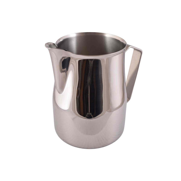 Motta Original Deluxe Milk Foaming Jug - Stainless Steel - 1 Litre