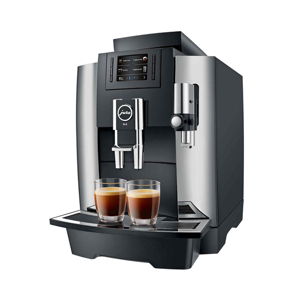 Jura WE8 Gen II Bean to Cup Coffee Machine - Up to 40 Cups Per Day
