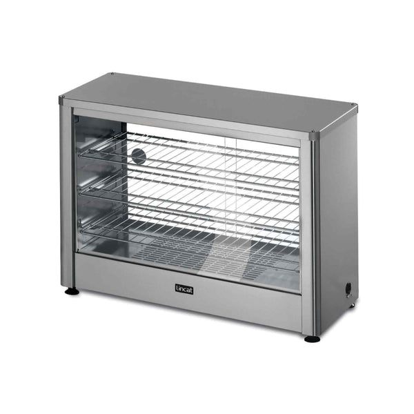 Lincat Seal Heated Pie Cabinet - 520h x 710w x 330d  - LPW