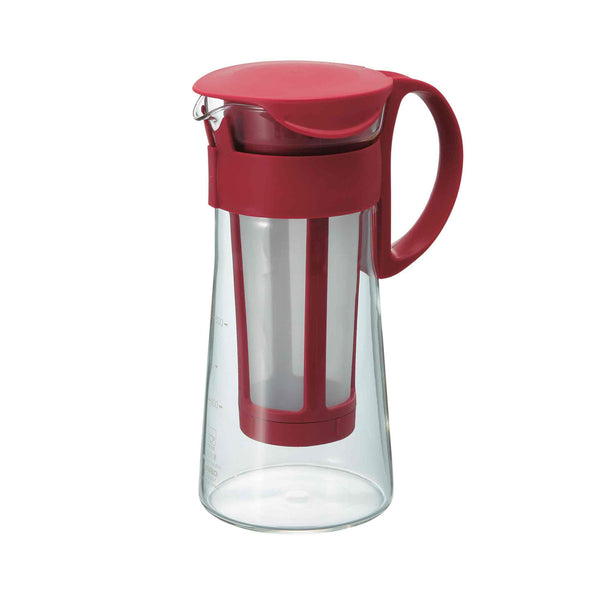 Hario Mizudashi Cold Brew Coffee Pot - Red - 600ml