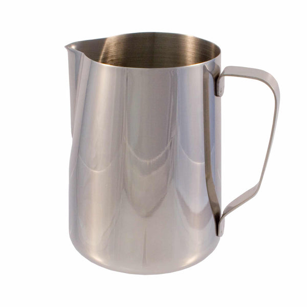 Stainless Steel Milk Steaming Jug - 1.5 Litre