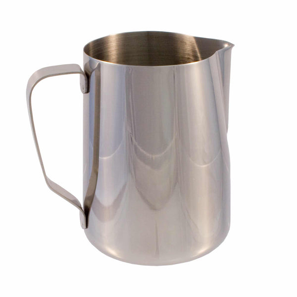 Stainless Steel Milk Steaming Jug - 1 Litre