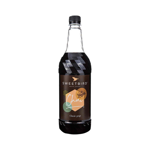 Sweetbird Spiced Chai Syrup - 1 Litre Bottle