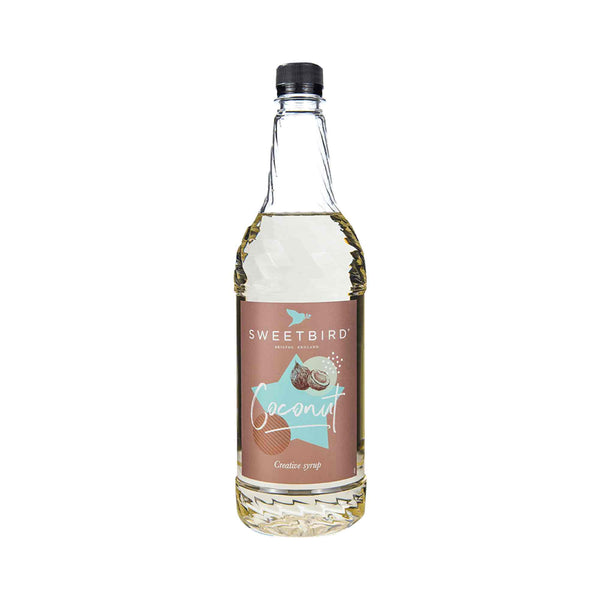 Sweetbird Coconut Syrup - 1 Litre Bottle