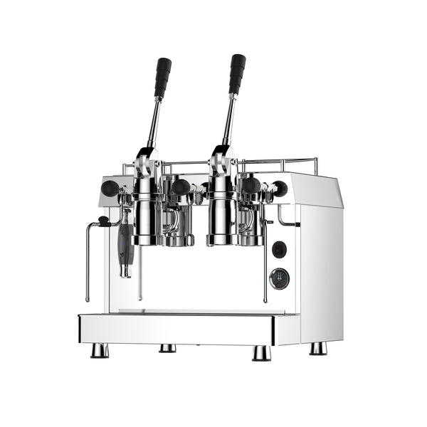 Fracino Retro Lever Espresso Machines - 1,2 & 3 Group Models Available