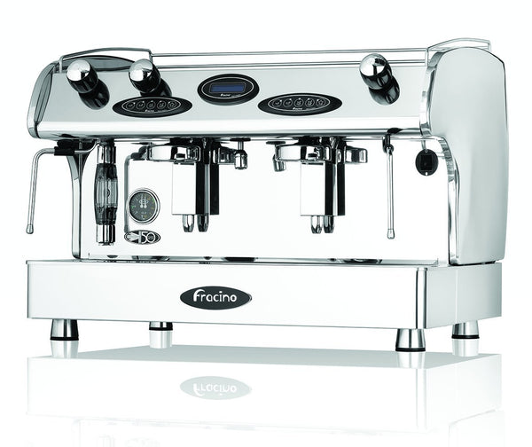 Fracino Romano Auto Control Espresso Machines - 2 & 3 Group Models Available