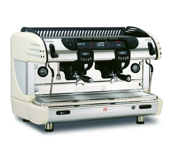 La Spaziale S40 Suprema Espresso Machines - 2,3 & 4 Group Models Available