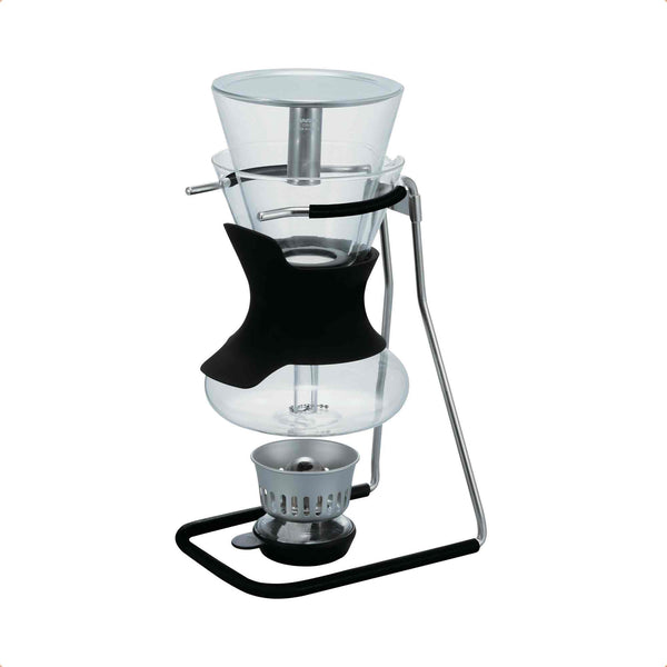 Hario Sommelier Glass Coffee Syphon Brewer - 5 Cup
