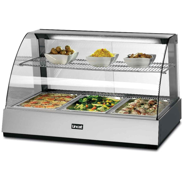 Lincat Seal Heated Food Display - 665h x 1085w x 750d  - SCH1085