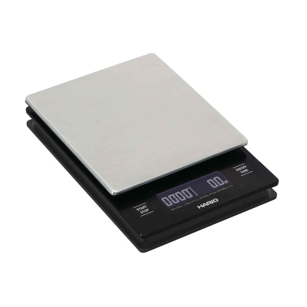 Hario V60 Drip Scale - Stainless Steel