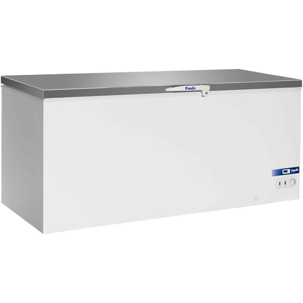 Prodis Arctic AR650SS, Stainless Steel Lid Chest Freezer, 650 Litres, 5 Year Full Warranty