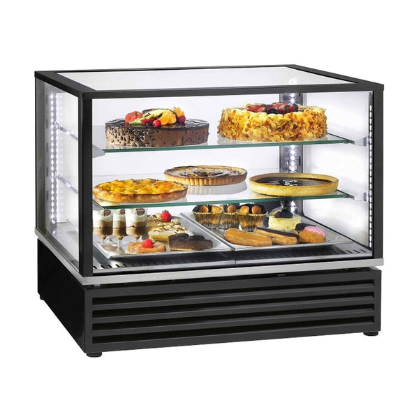Roller Grill Refrigerated Horizontal Display Unit 785w x 650d x 735h - CD800