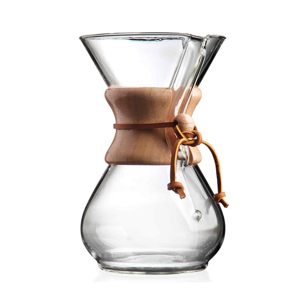 Chemex Classic Pour Over Brewer - 6 Cup