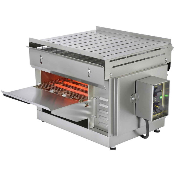 Roller Grill Pass Thorugh Conveyor Toaster 470w x 720d x 445h (mm) - CT3000