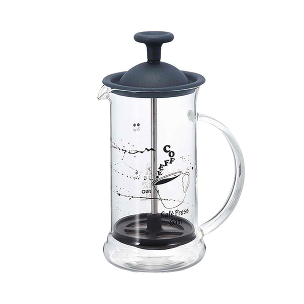 Hario Cafe Slim S Coffee Press 250ml - 2 Cup