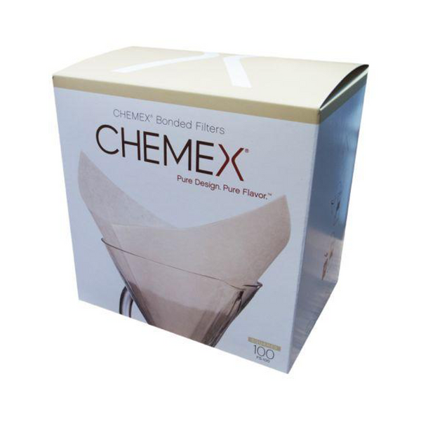 Chemex 6-10 Cup Model Filter Papers - Box of 100