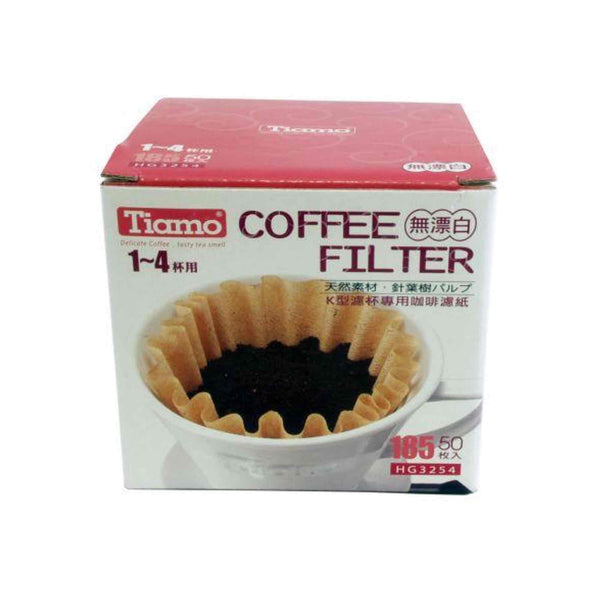 Tiamo K02 Filter Papers - Pack Of 50