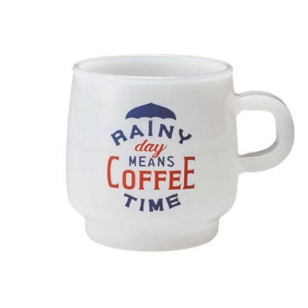Kinto SCS Sign Paint Coffee Mug - Rainy - 340ml