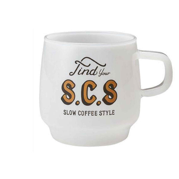 Kinto SCS Sign Paint Coffee Mug - Find - 340ml