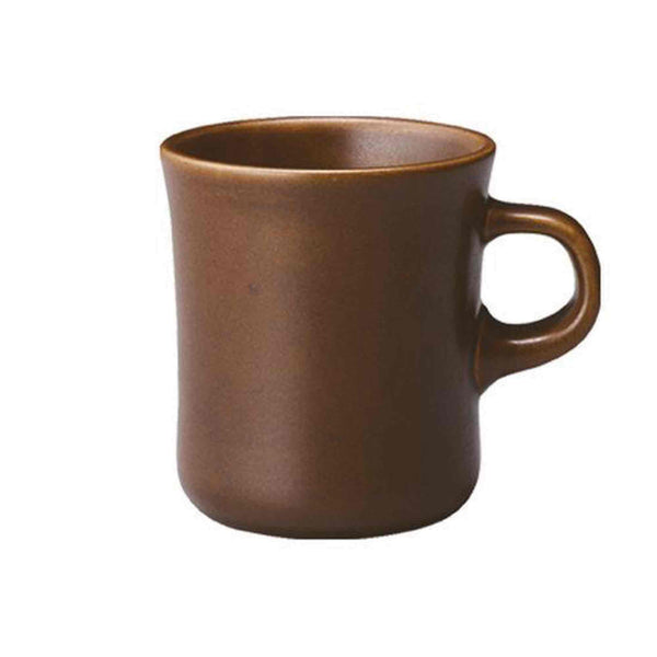 Kinto SCS Brown Porcelain Coffee Mug - 9oz
