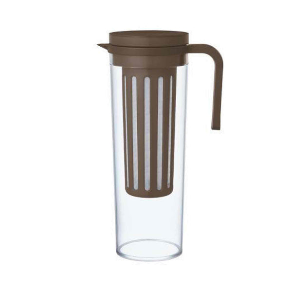 Kinto Plug Iced Cold Brew Coffee Jug - Brown
