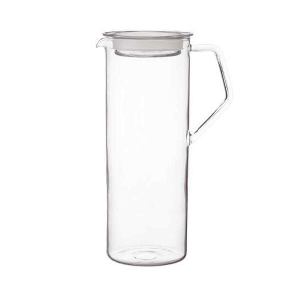 Kinto Cast Glass Water Serving Jug - 1.2 Litres