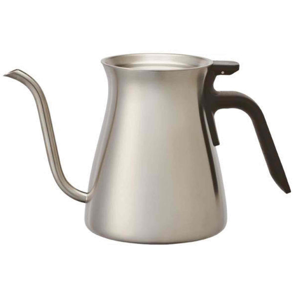 Kinto Pour Over Kettle - Matt Silver - 900ml